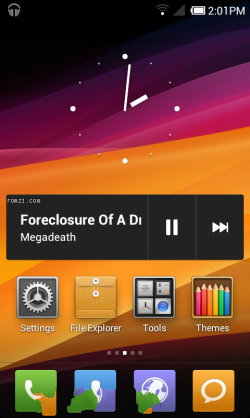 HTC Nexus One MIUI.us_passion_v4 ICS 4.0.3 [2.6.29]
