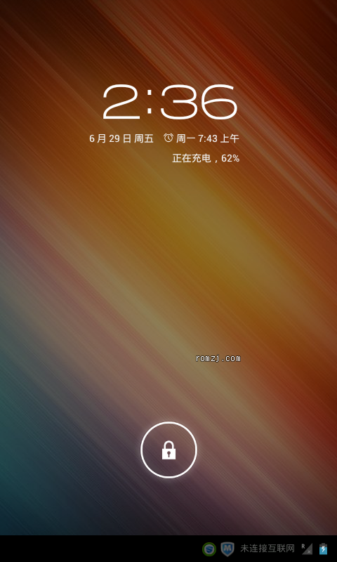 HTC Incredible CDMA CM9 Hybrid_Paranoid Android RL截图