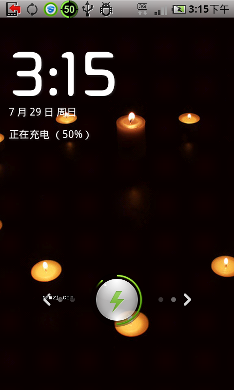 HTC Incredible CDMA 超稳定移植 乐众ROM Lezo_Incredible_1.截图