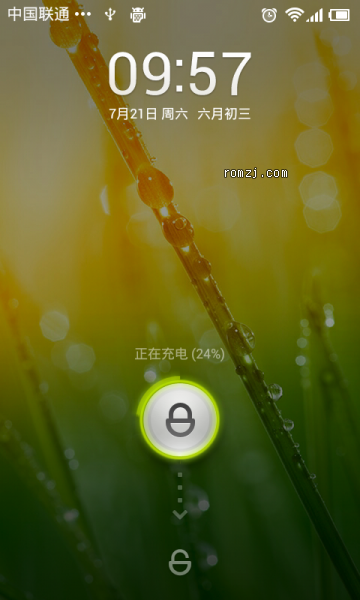 HTC G11 MIUI-v4-XL-Incredible S v2.7.27截图
