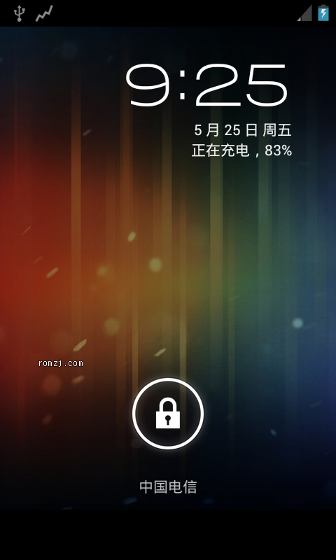 HTC EVO 4G通刷ICS4.0.4 cm-9.0.0-RC0-supersonic-0523 截图