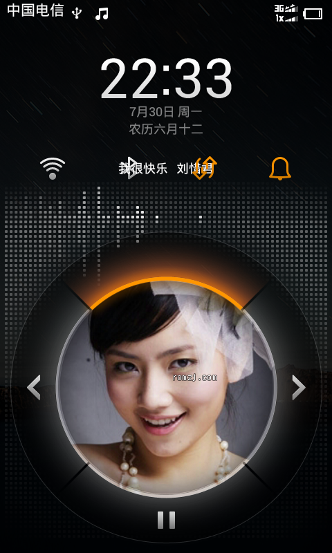 HTC EVO 4G MIUI_supersonic_v4_2.7.27 美化 优化版截图