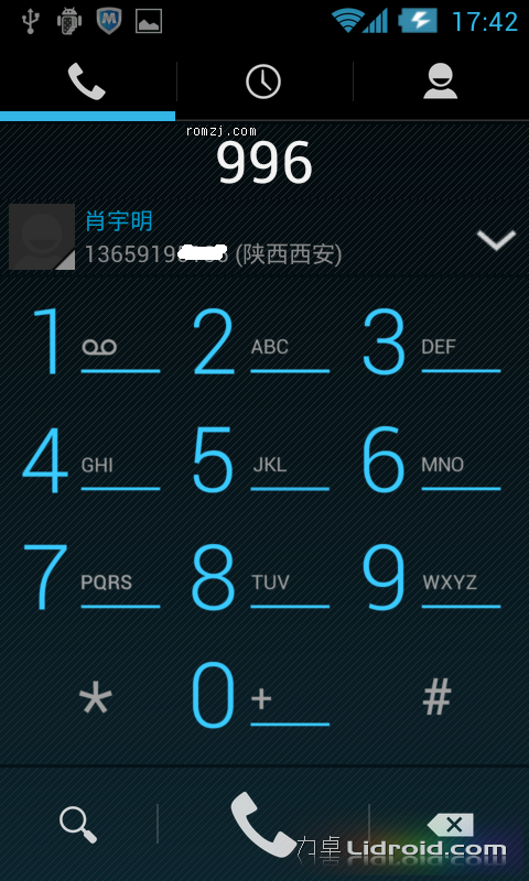 [03.16]三星 i897 lidroid ICS 4.0.3 ROM截图