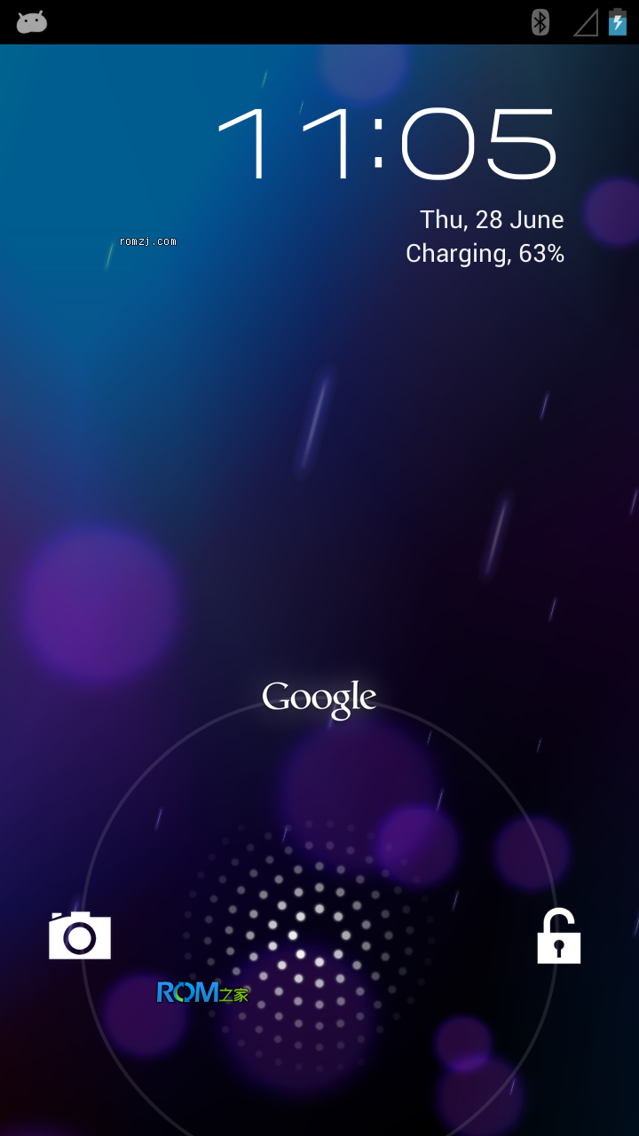 [Nightly 2012.10.28 CM10] Cyanogen 团队针对Google Nexu截图