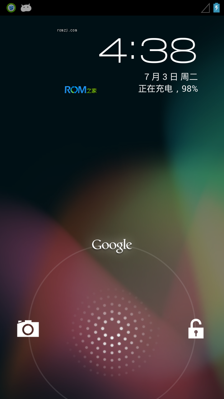 [Nightly 2012.10.28 CM10] Cyanogen团队针对三星 Galaxy Nexus截图