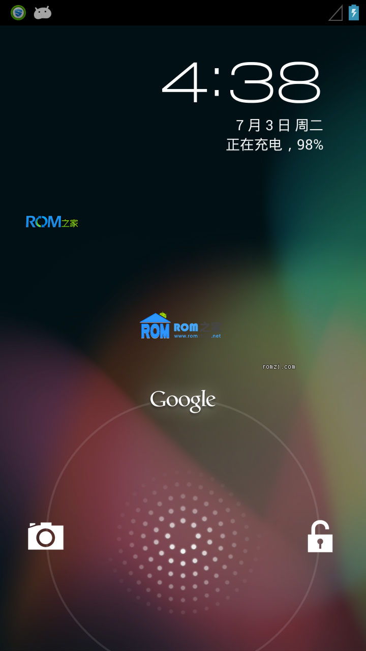 三星 Galaxy Nexus MMuzzy Jelly Bean4.1.2 JZO54K New 截图
