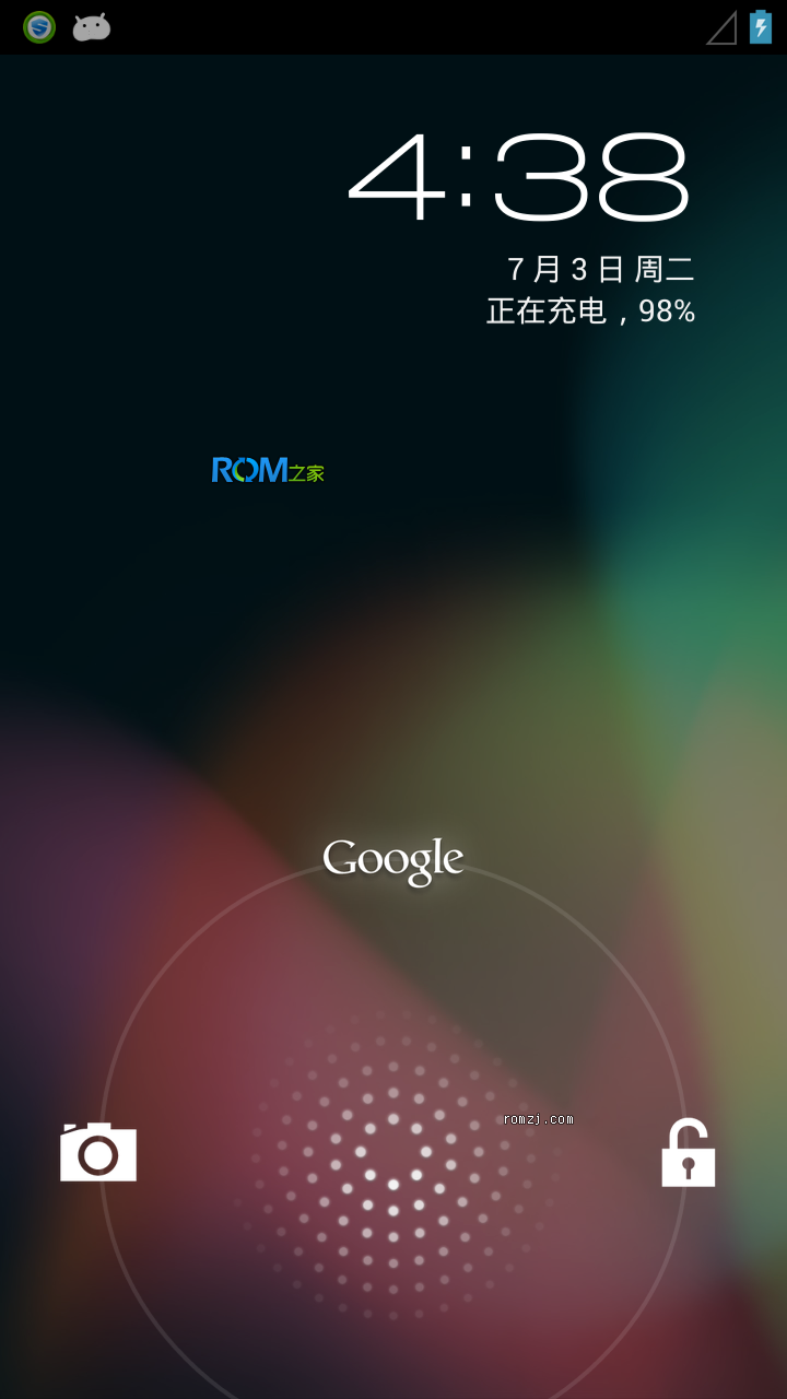 [Nightly 2012.10.28 CM10] Cyanogen 团队针对HTC One X 截图
