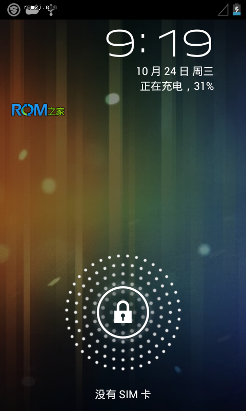 [AOKP 10.28] 三星 Fascinate(I500) Jelly Bean Milesto截图