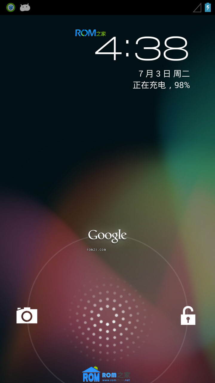 [Nightly 2012.11.04 CM10] Cyanogen 团队针对Google Nexu截图
