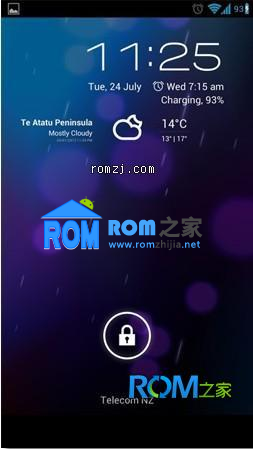 [Nightly 2012.11.19 CM10] Cyanogen团队针对HTC One XL 定制ROM 优化 流畅截图