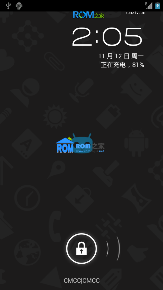 HTC Sensation G14 ROM 刷机包[Nightly 2012.12.09 CM9] Cyanogen团队定制截图