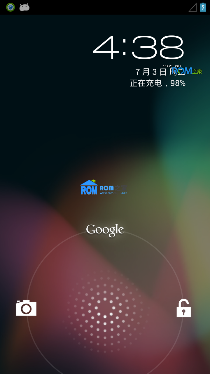 HTC Desire S(G12) CM10 Android 4.1.2 Andromadus Test build130截图