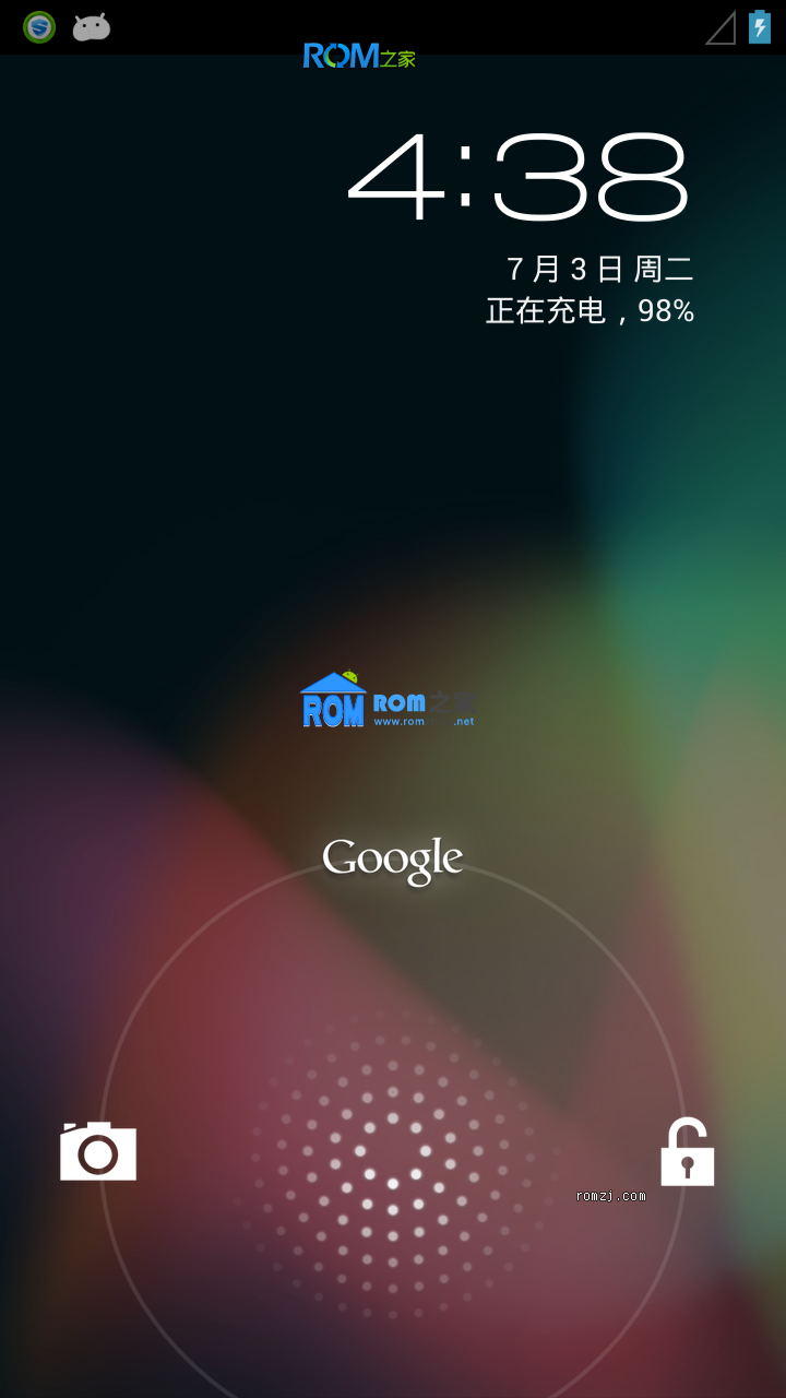 HTC Desire(G7) ROM CM10 Jelly Bean Android 4.1.2 v2.7截图