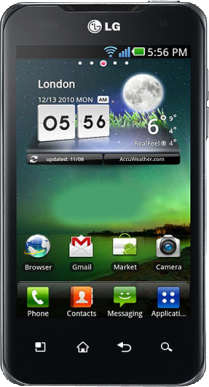 LG P990(Optimus Speed)